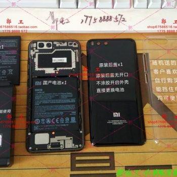 Za pieniądze można kupić wszystko. Nawet baterię 9000 mAh do Xiaomi Mi 6 21