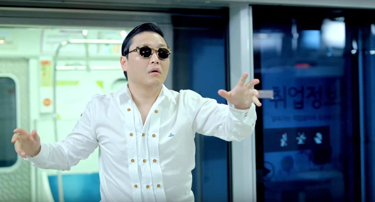 """Tabletowo.pl """"Gangnam Style"""" już nie jest najpopularniejsze na YouTube. """"PSY"""" zeszło na... drugie miejsce Aplikacje Kultura"""