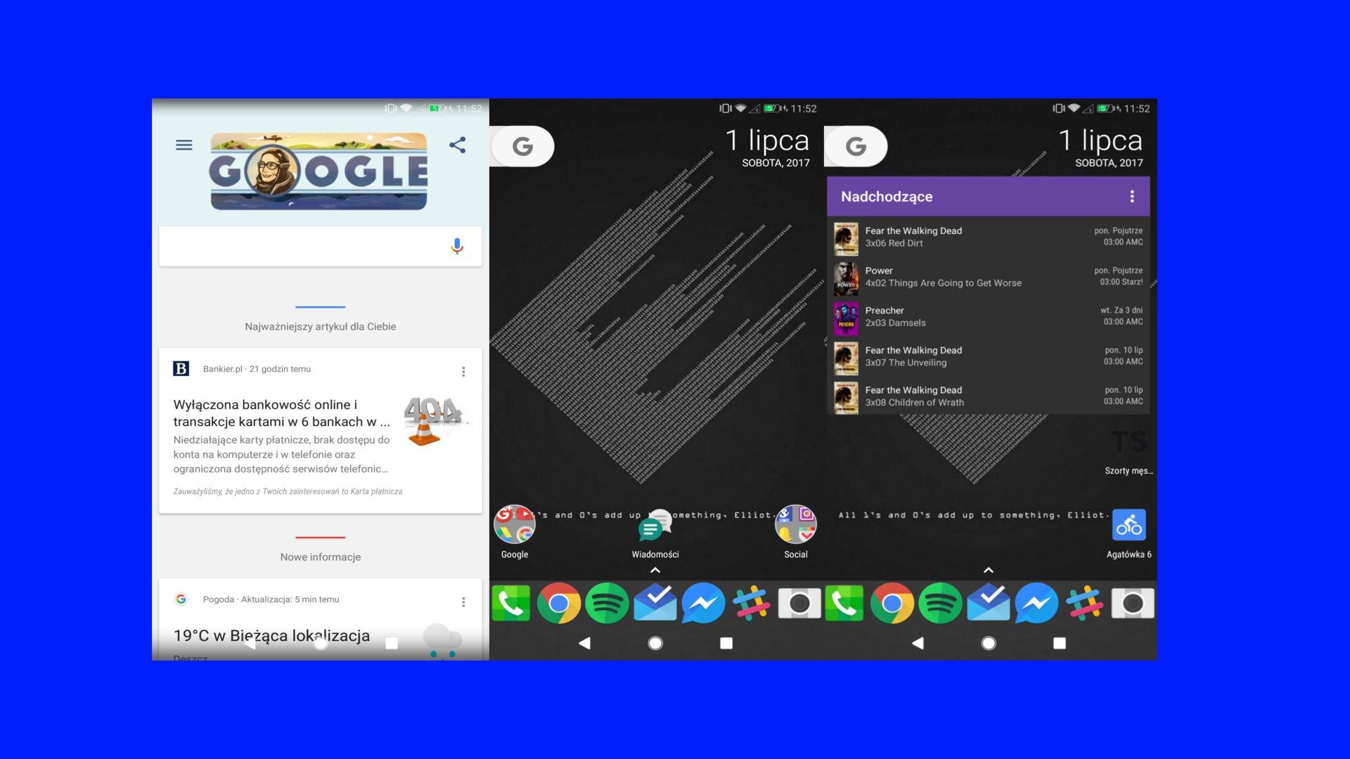 Nova Launcher od teraz pozwala na integrację z Google Now 19