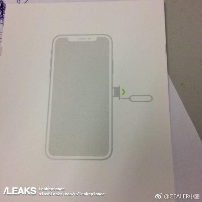 Tabletowo.pl Ktoś w Apple właśnie pożegnał się z premią: oprogramowanie HomePod zdradza informacje na temat iPhone'a 8 Apple Plotki / Przecieki Smartfony
