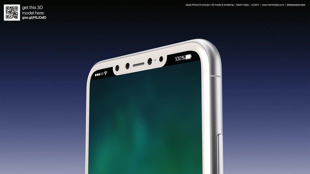 Tabletowo.pl Samsung ma patent na podobny wyświetlacz, w jaki zostanie wyposażony jubileuszowy iPhone Android Apple Samsung Smartfony