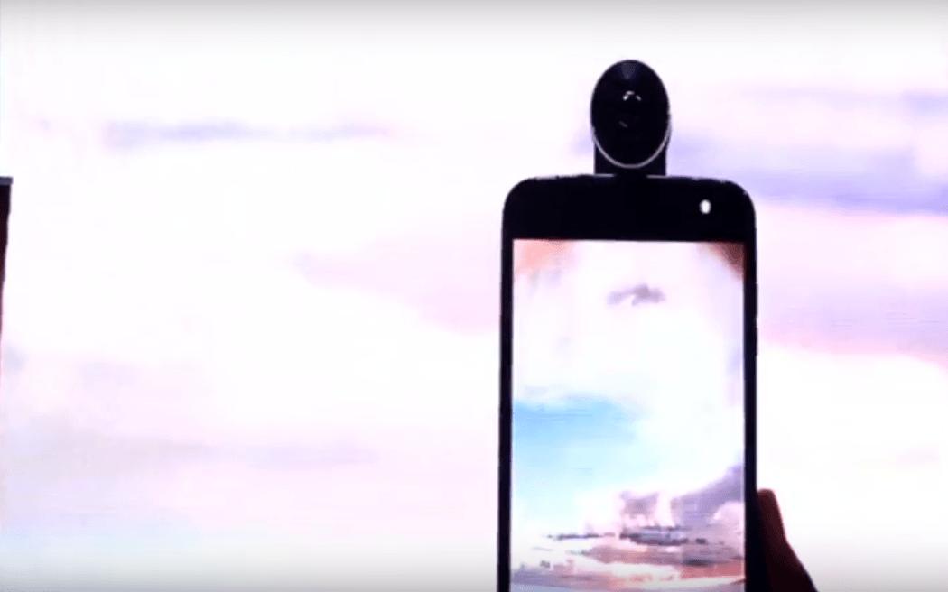Tabletowo.pl Prosto z Afryki Zachodniej - nowy moduł Moto Mods od Motoroli Akcesoria Motorola Smartfony