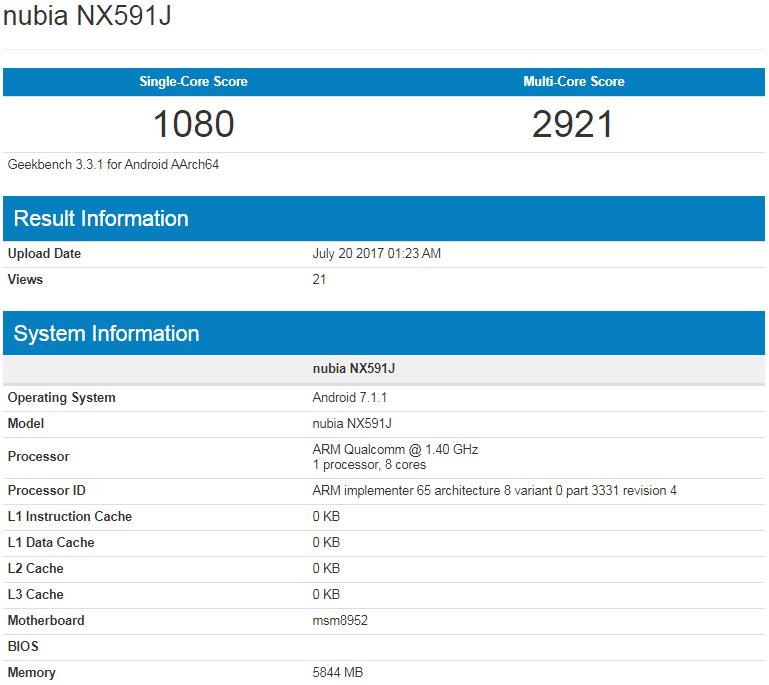Tabletowo.pl Czy stosowanie Snapdragona 617 w smartfonie z 2017 roku ma sens? Według tego producenta tak Android Smartfony ZTE