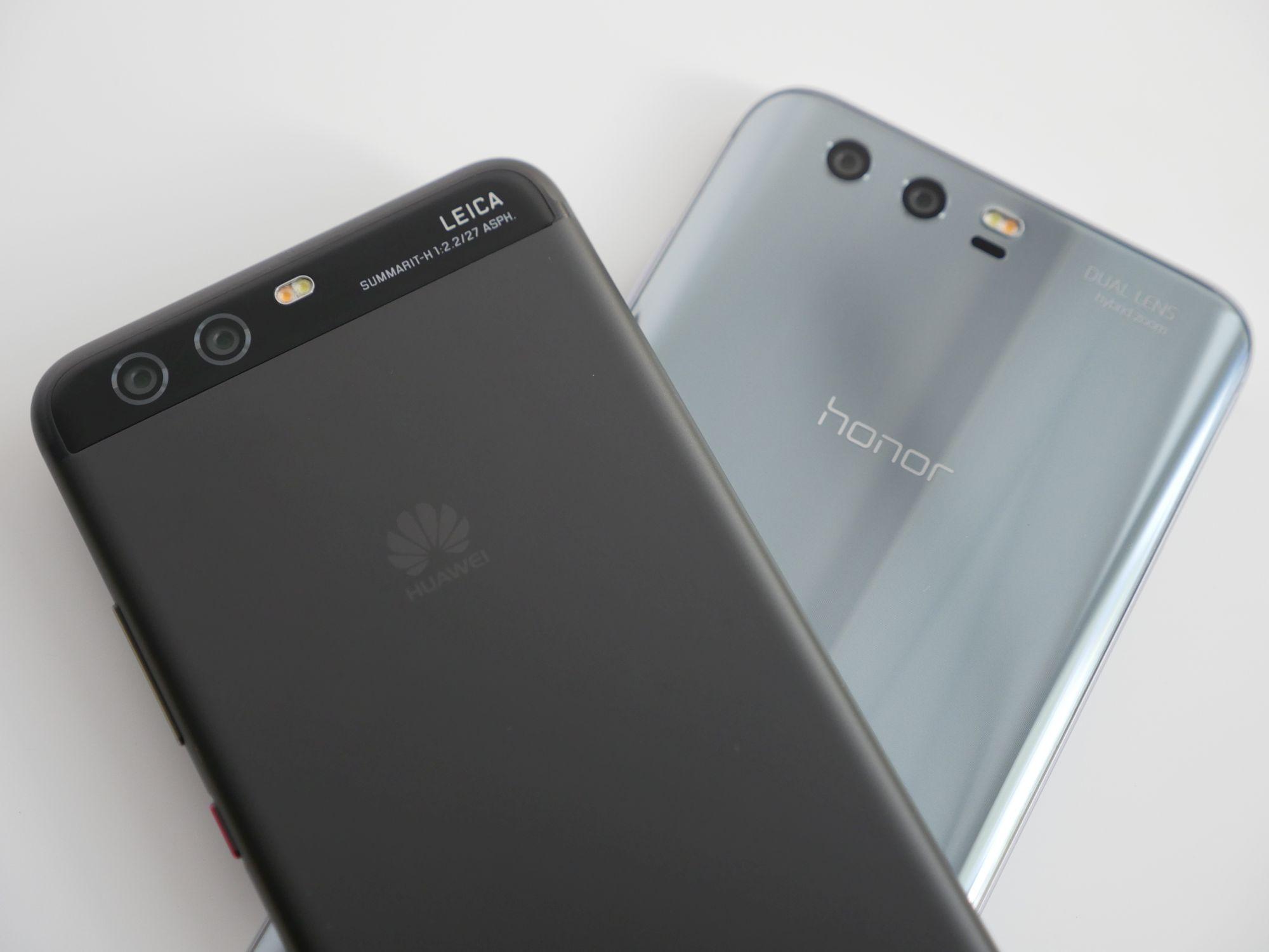 Oto specyfikacja tegorocznych smartfonów Huawei i Honor, w tym P20, P20 Pro, Mate 20, Mate 20 Pro i Honor 10 17