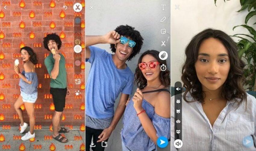 """Tabletowo.pl Snapchat wyjdzie ze swojej strefy komfortu. Testowana jest już funkcja """"Stories Everywhere"""" Aplikacje"""