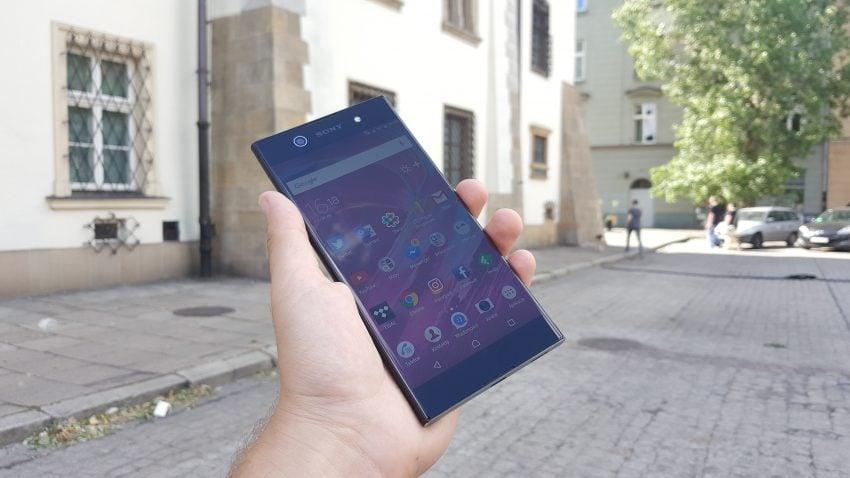 Recenzja Sony Xperia XA1 Ultra. Duży smartfon, duże możliwości? 37