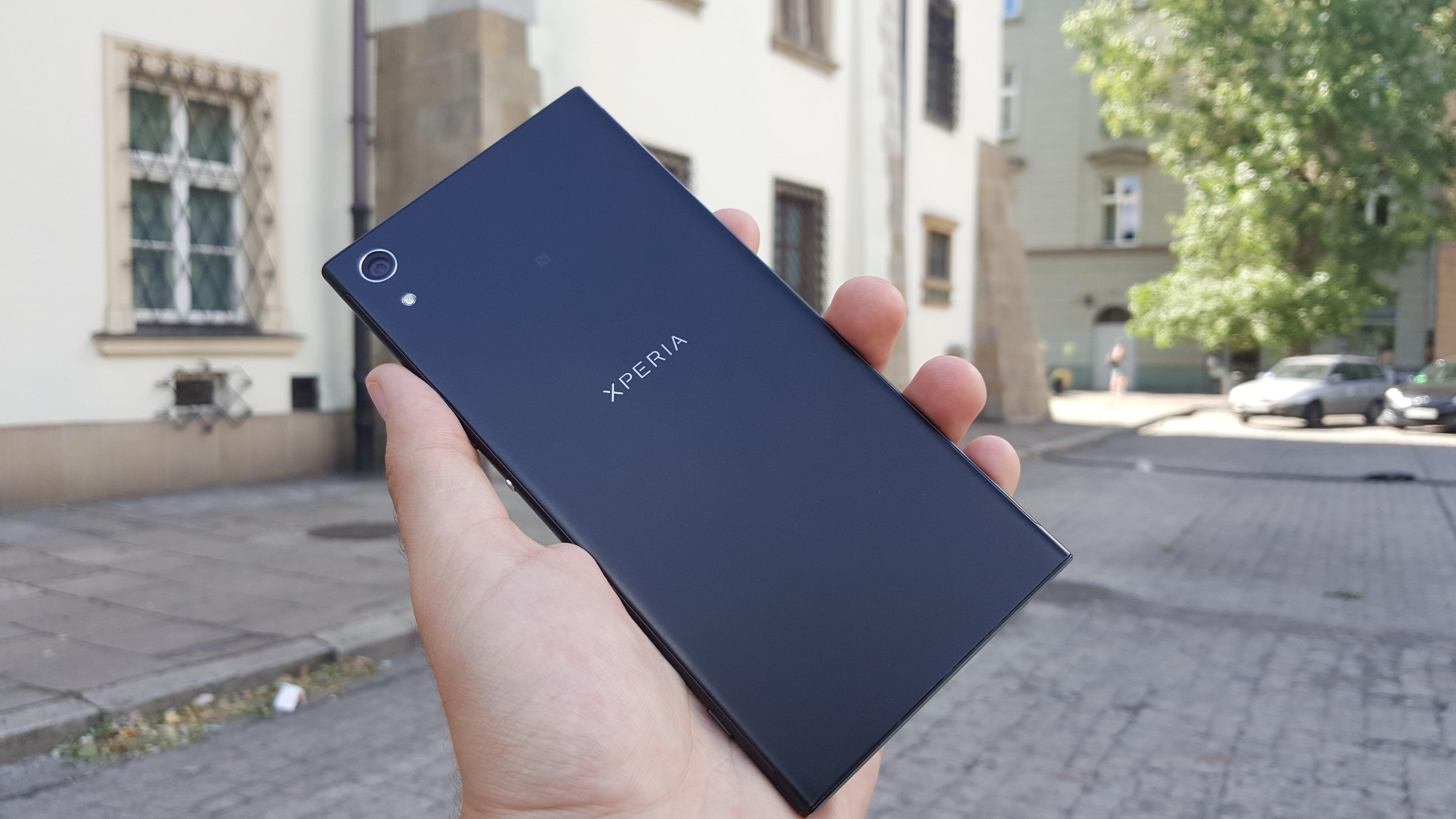 Tabletowo Recenzja Sony Xperia XA1 Ultra Duży smartfon duże możliwości Android