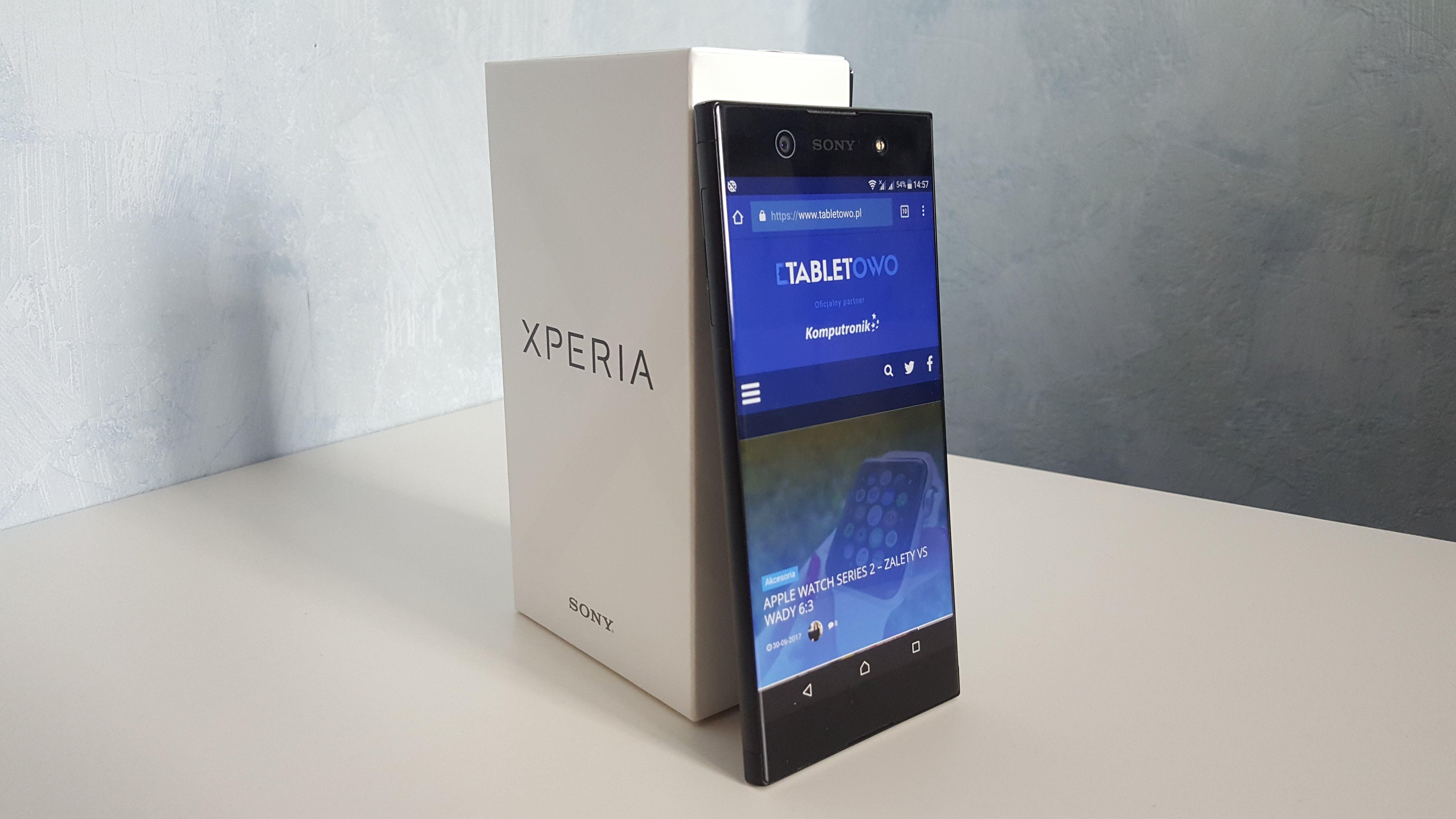Recenzja Sony Xperia XA1 Ultra. Duży smartfon, duże możliwości? 22