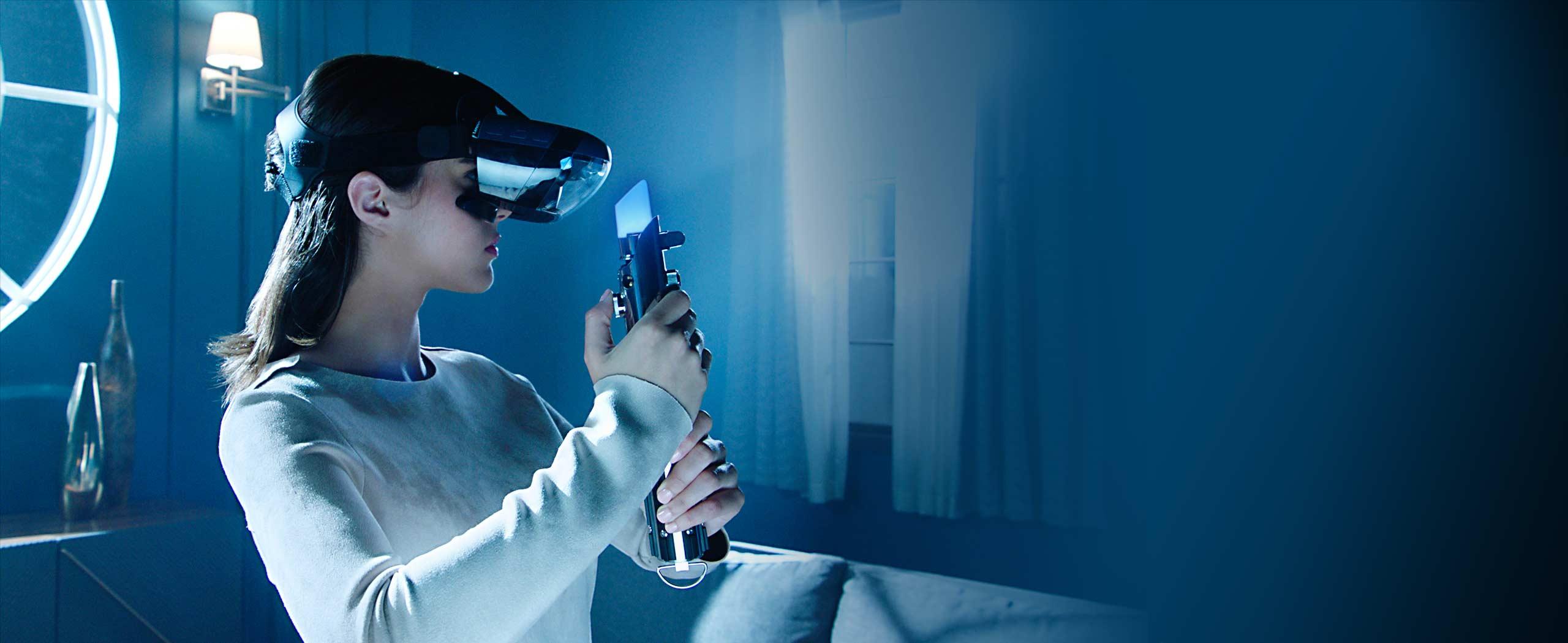 Lenovo i Disney zrobią razem miecz świetlny. To znaczy - kontroler do zestawu AR, ale zawsze coś 22