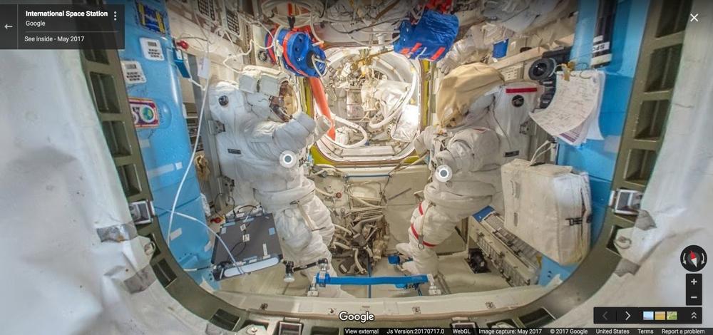 Raport NASA: na Międzynarodowej Stacji Kosmicznej aż roi się od bakterii 16