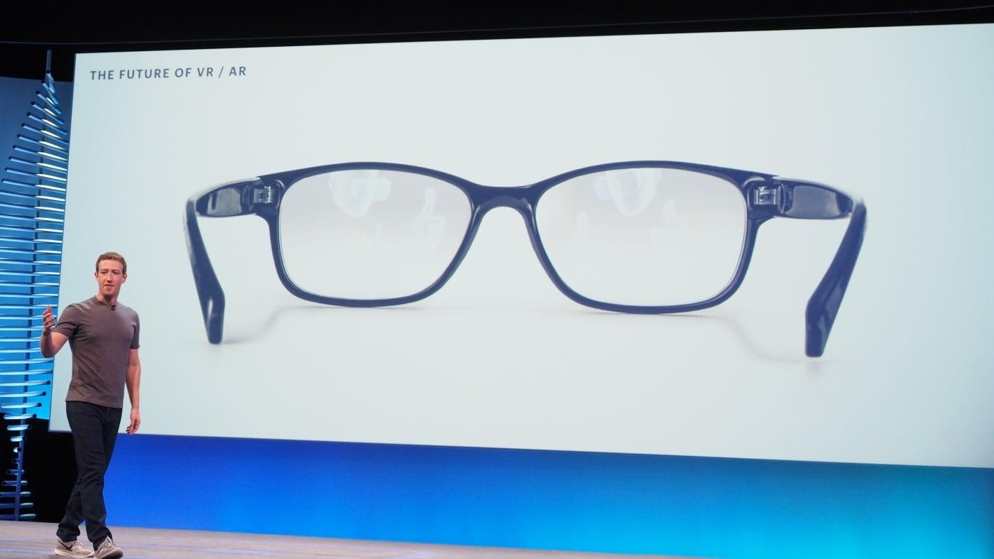 Taki pomysł ma Facebook na okulary AR
