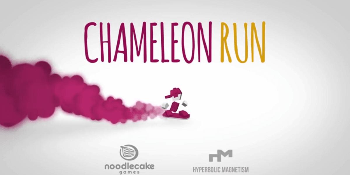 Promocja: Chameleon Run za grosze, tańszy Tweetings oraz kilka paczek ikon do wyrwania za darmo 27