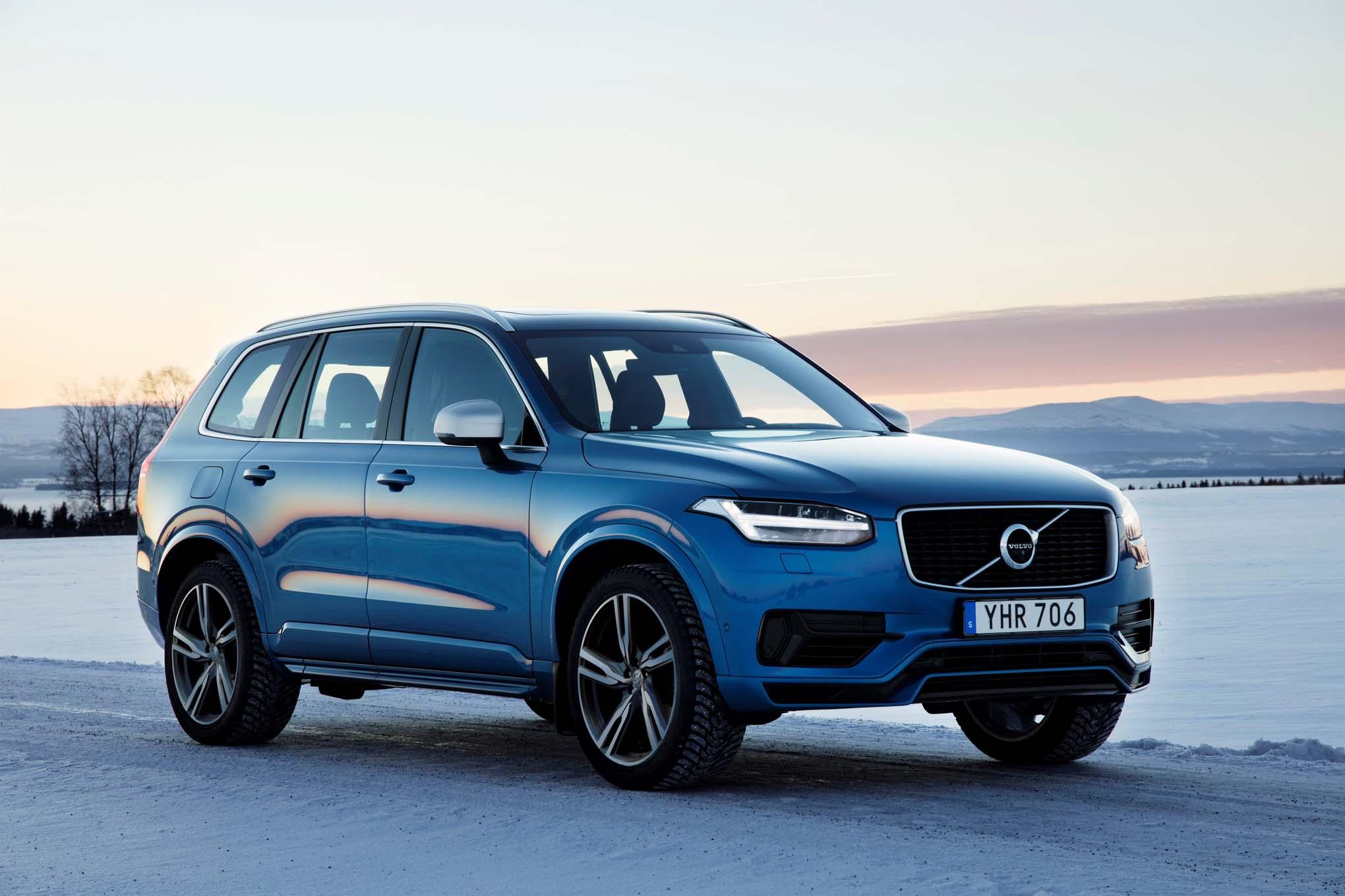 Volvo odświeża system multimedialny Sensus Connect