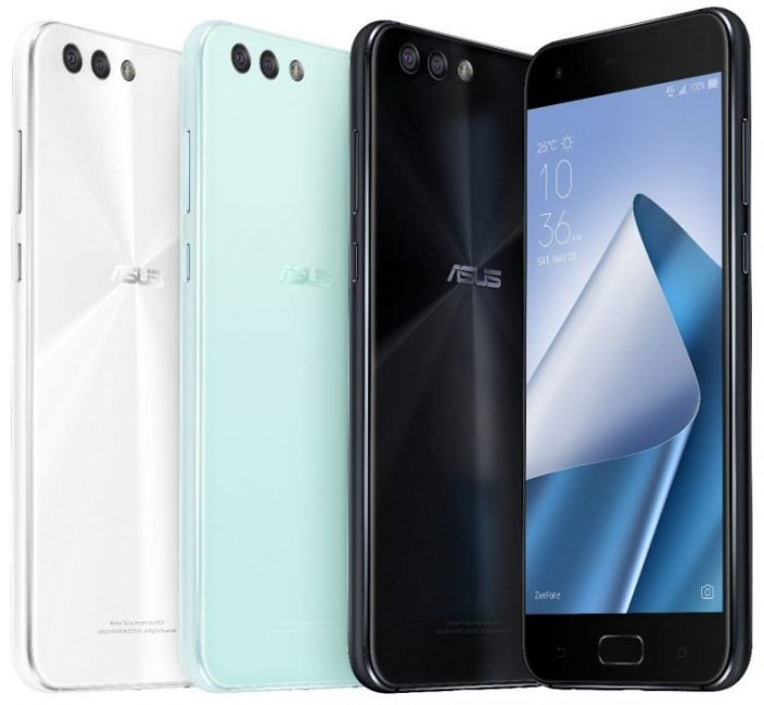 Aż sześć nowych telefonów od Asusa - najpierw zobaczyliśmy ZenFone 4 i Zenfone 4 Pro 21