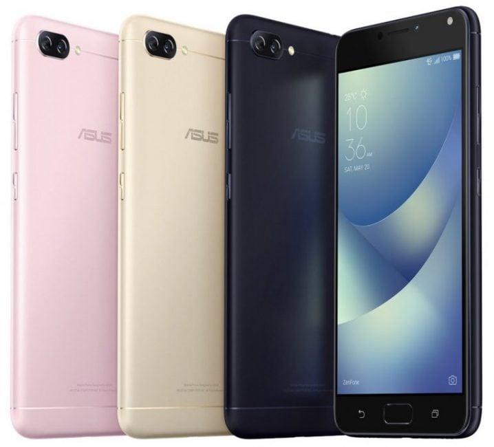 Tabletowo.pl Bateria 5000 mAh w smartfonie z Tajwanu - Asus pokazał ZenFone 4 Max Pro Asus Nowości Smartfony