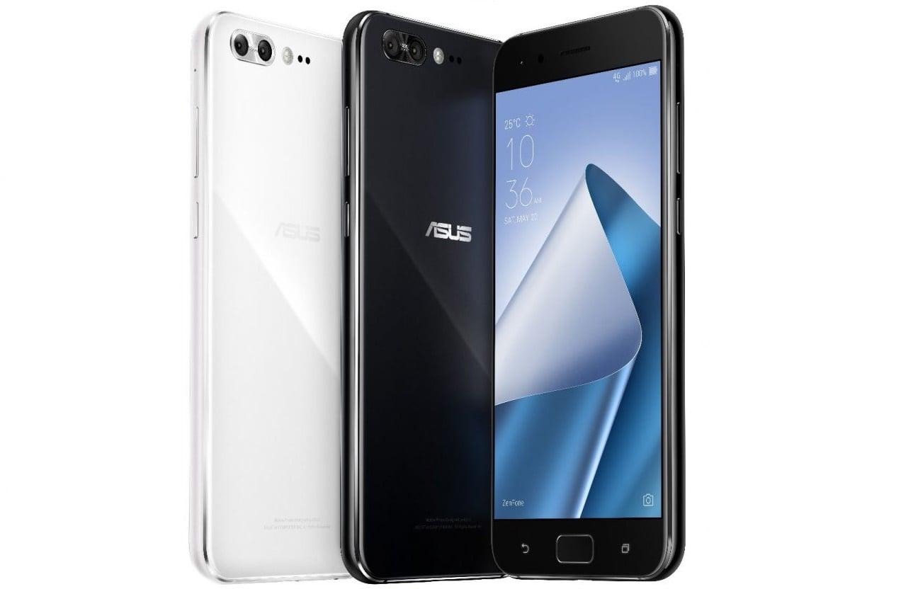 Aż sześć nowych telefonów od Asusa - najpierw zobaczyliśmy ZenFone 4 i Zenfone 4 Pro 18