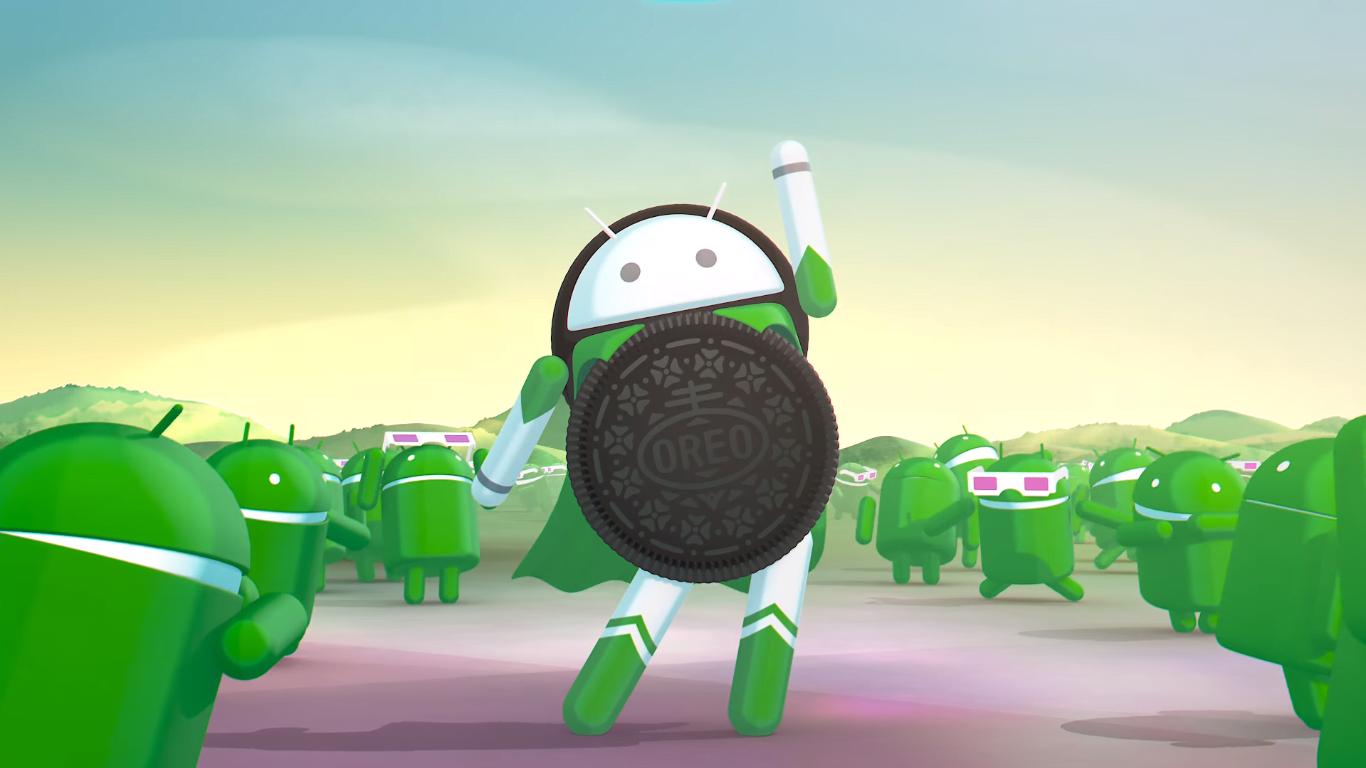 Android Oreo umacnia swoją pozycję na rynku. Android Pie nadal niewidoczny. Liderem wciąż Android Nougat 21