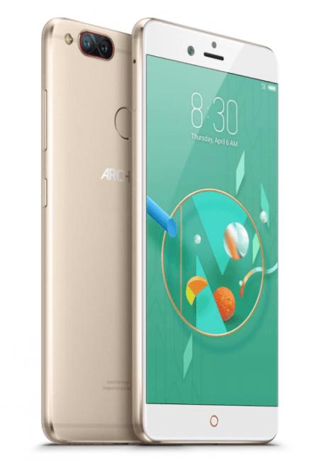 Tabletowo.pl Archos mierzy wysoko i prezentuje coś z wyższej półki: smartfon Diamond Alpha+ i tablet Diamond Tab Android Archos IFA 2017 Nowości Smartfony Tablety