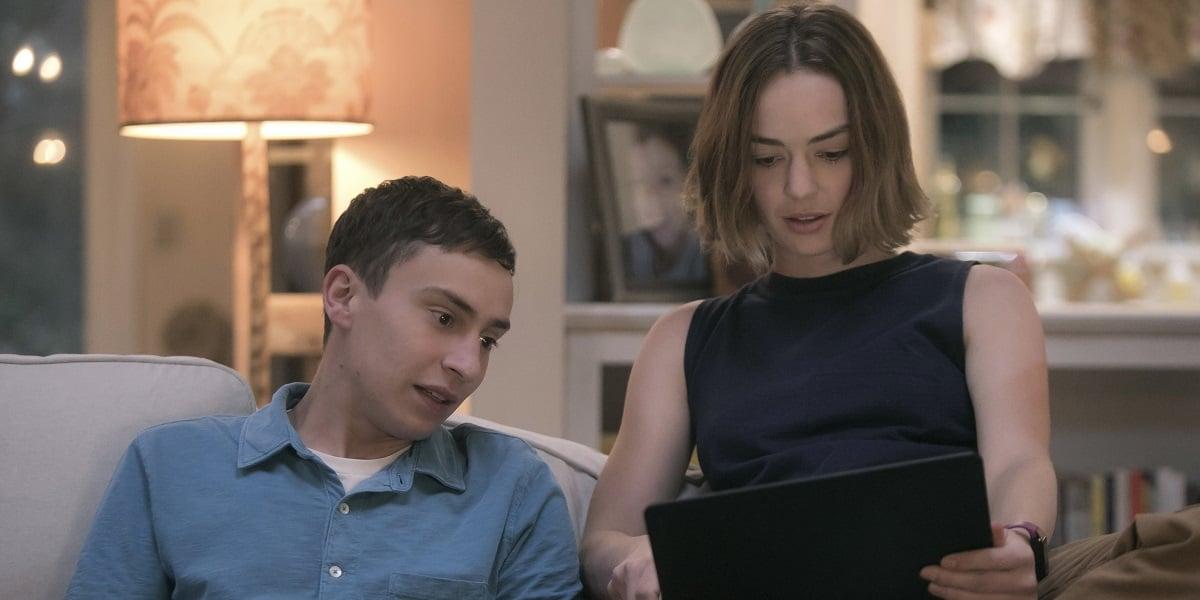 """Netflix z humorem o autyzmie - wrażenia po serialu """"Atypowy"""" 26"""