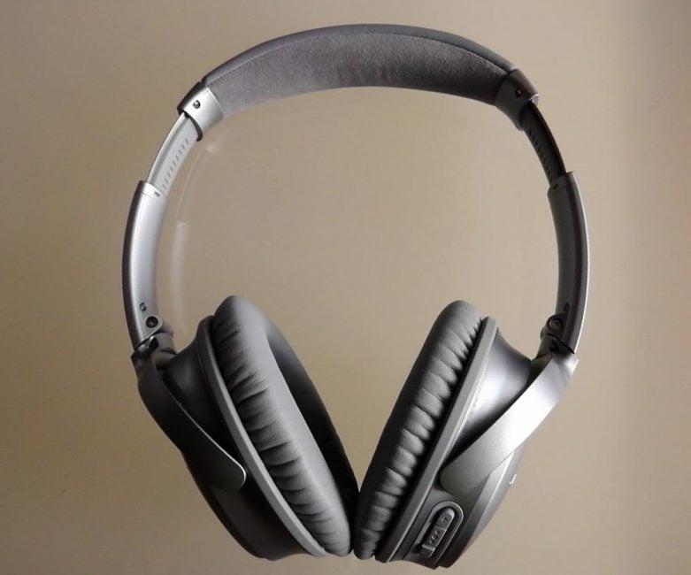 Tabletowo.pl Recenzja słuchawek Bose QuietComfort 35 - cisza podczas burzy Akcesoria Audio Recenzje