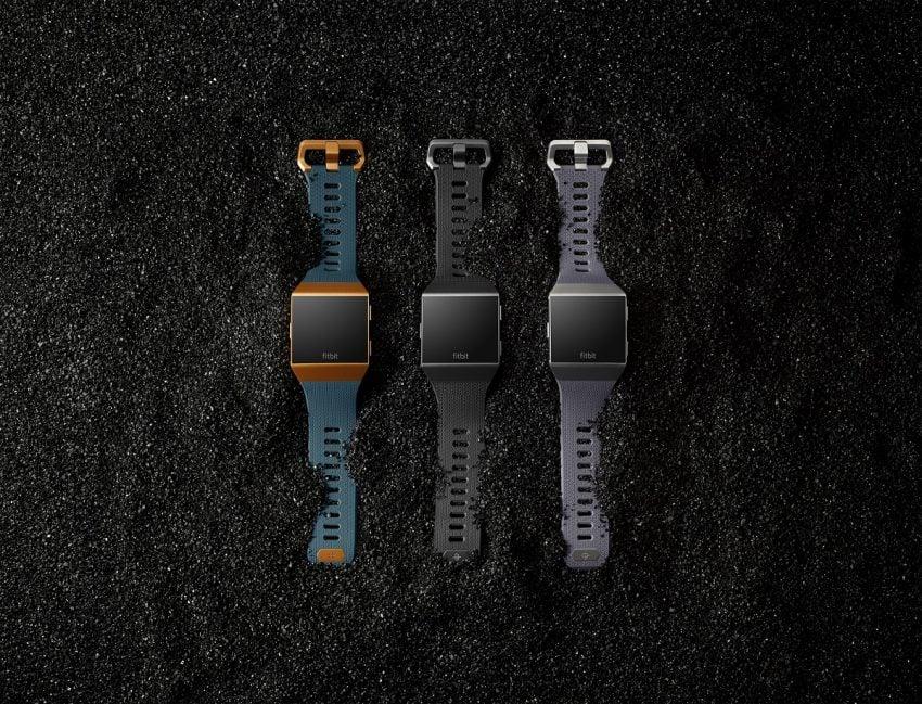 Tabletowo.pl Fitbit prezentuje swój pierwszy smartwatch - Fitbit Ionic Nowości Wearable