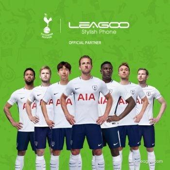 Tabletowo.pl LEAGOO został oficjalnym partnerem klubu piłkarskiego Tottenham Hotspur Chińskie
