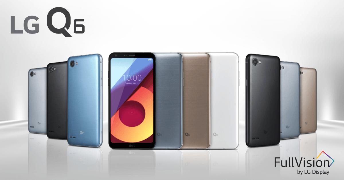 Jest nadzieja dla LG Q6. Producent zaczyna aktualizować ten model do Androida Oreo 8.1 22