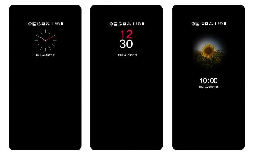 """Tabletowo.pl Wiadomo już, jak będzie wyglądać """"pływający pasek"""" w zmienionym interfejsie LG V30 LG Smartfony"""