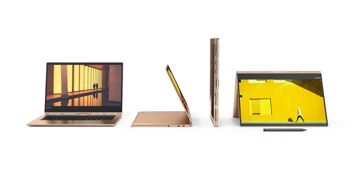 Yoga 920 to najnowszy laptop konwertowalny w ofercie Lenovo. Będzie też edycja specjalna Star Wars 30