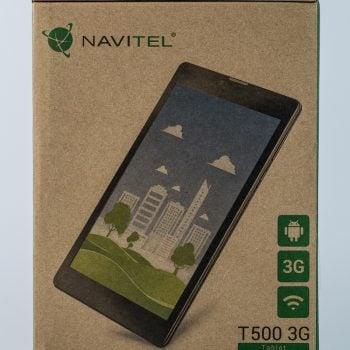 NAVITEL T500 3G - tablet z nawigacją czy nawigacja z tabletem? 23