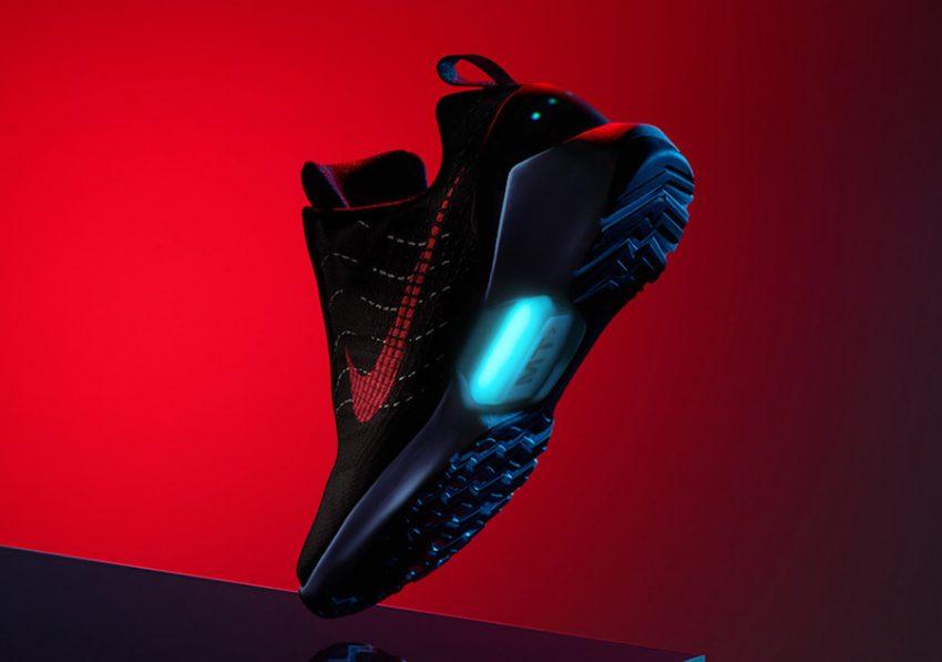 Tabletowo.pl Jest jeszcze okazja, żeby kupić samowiążące się buty Nike HyperAdapt 1.0 Ciekawostki Wearable
