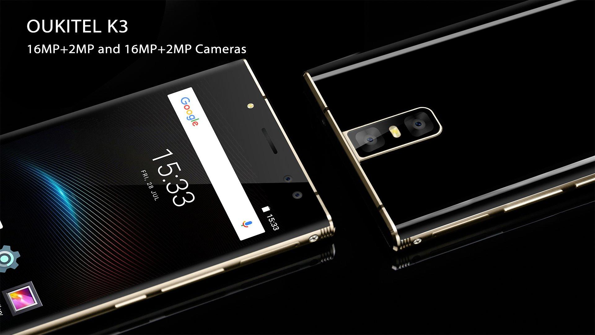 Tabletowo.pl Oukitel K3 - jak sobie radzą cztery aparaty w różnych sceneriach? Android Chińskie Smartfony