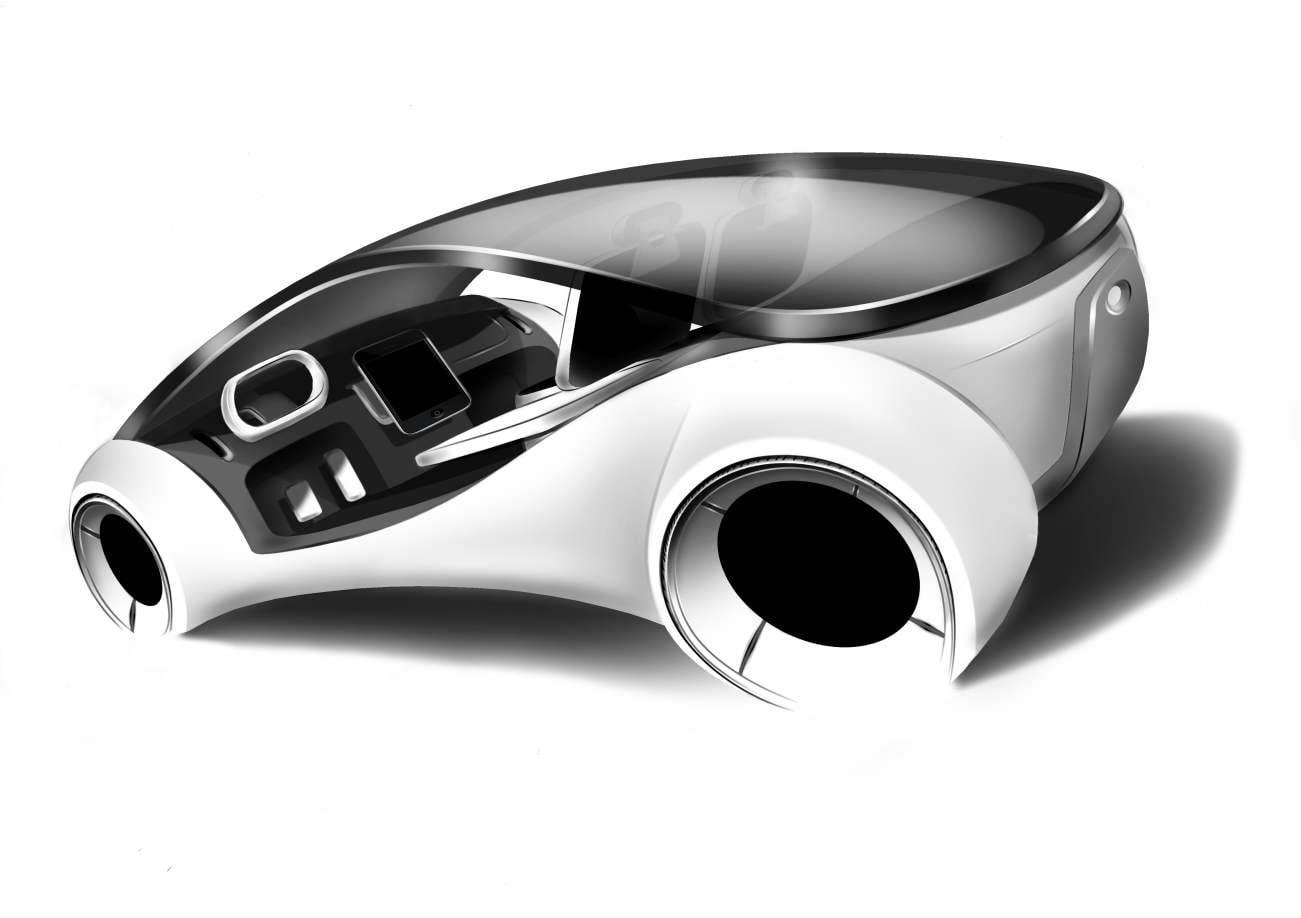 Apple rezygnuje z autonomicznego samochodu. Zamiast tego wyprodukuje... autonomiczny autobus 23