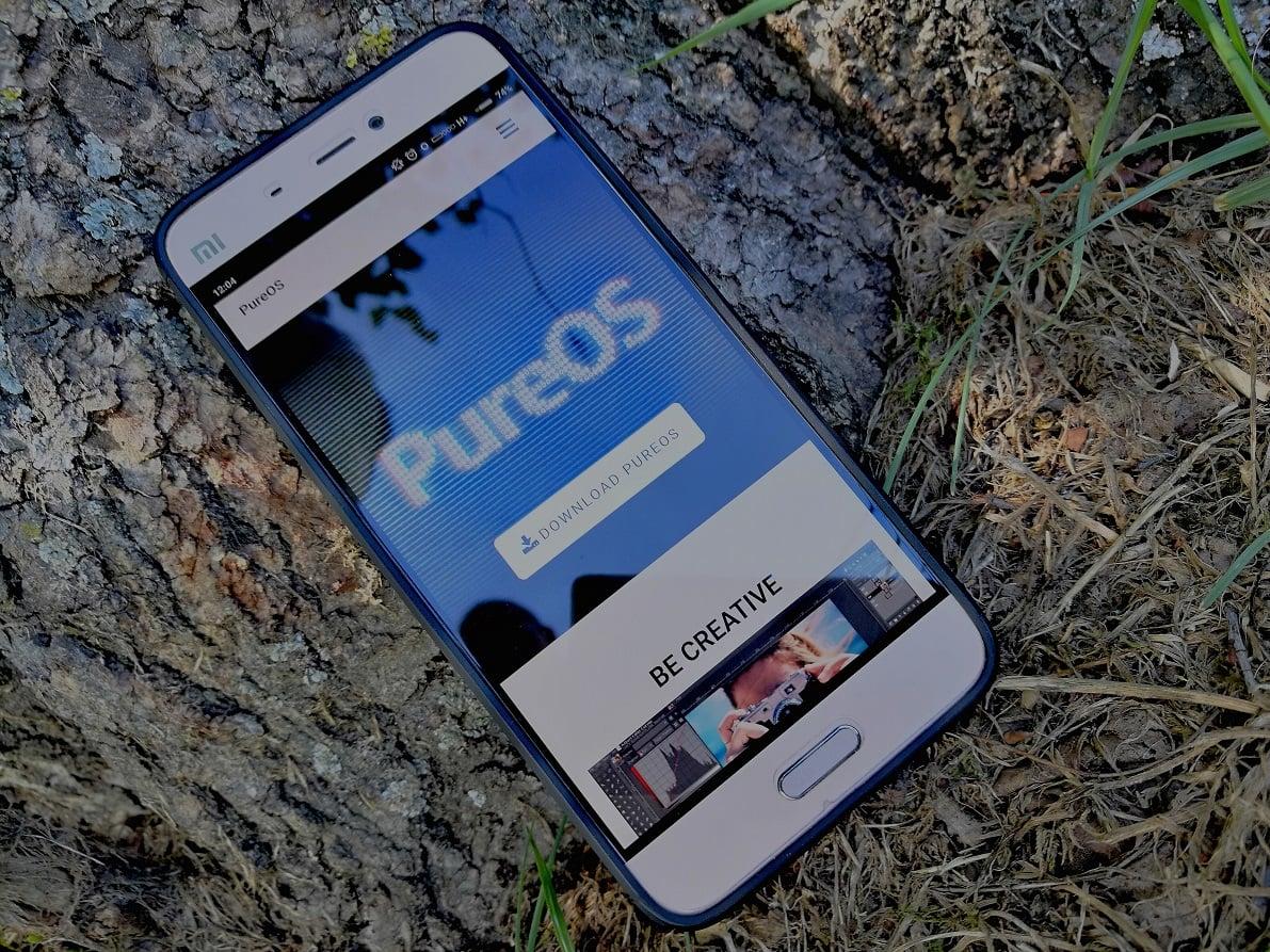 """Tabletowo.pl Z odrobiną szczęścia """"prawdziwy Linux"""" na smartfony może być strzałem w dziesiątkę Felietony Linux"""