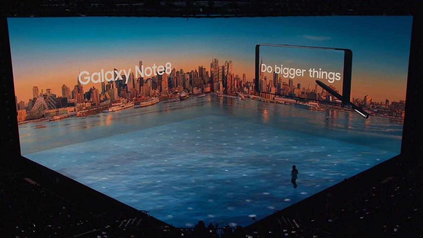 Gotowi na nowy Notatnik? Samsung zaprezentował Galaxy Note 8 16