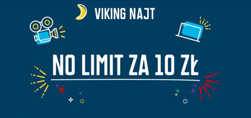 #NOCNAZMIANA wspierana przez Mobile Vikings - nielimitowany internet w nocy za dopłatą 21