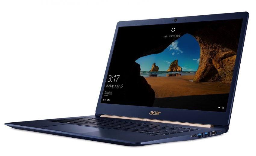 Tabletowo.pl Switch 7, Nitro 5 Spin, Spin 5 i Swift 5, czyli tegoroczna linia laptopów Acera Acer Hybrydy IFA 2017