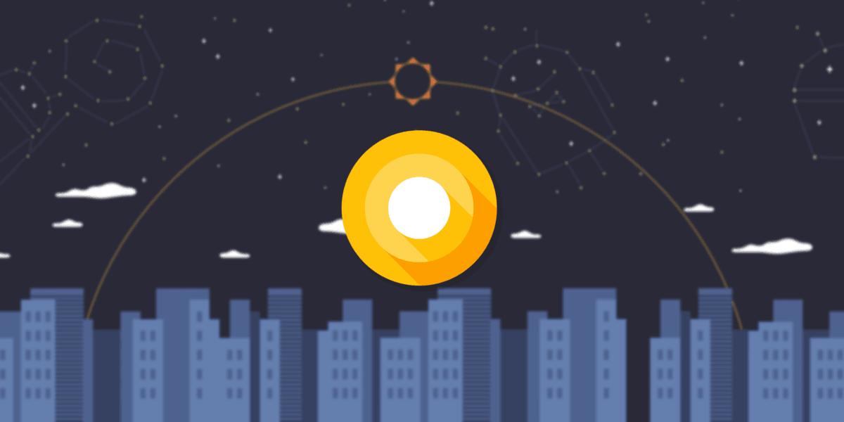 Android O nadejdzie wtedy, kiedy całkowite zaćmienie Słońca. Prawdopodobnie będzie to Oreo 17