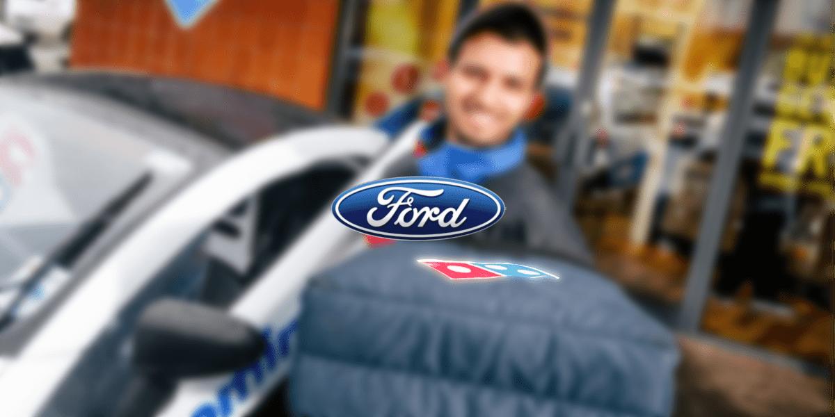 Tabletowo.pl Już w przyszłym miesiącu autonomiczne samochody Forda zaczną dostarczać pizzę Domino's Moto Technologie