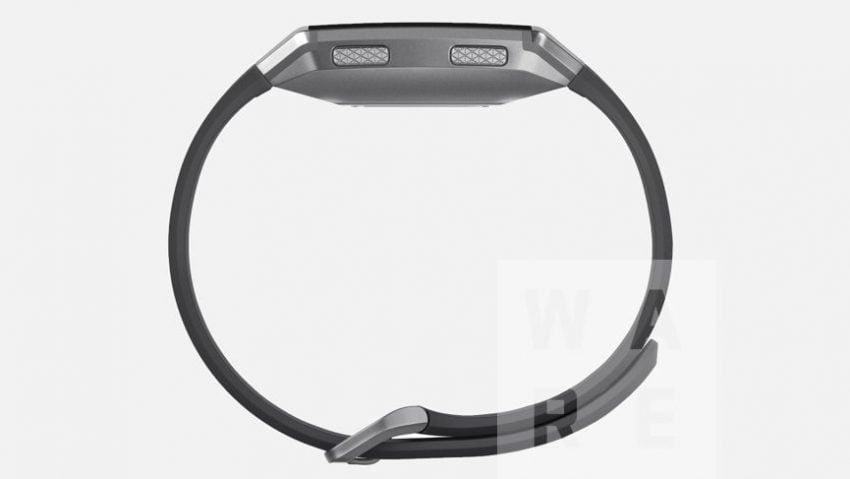 Tabletowo.pl Fitbit spróbuje się jakoś podciągnąć. Przy pomocy tego smartwatcha Plotki / Przecieki Wearable
