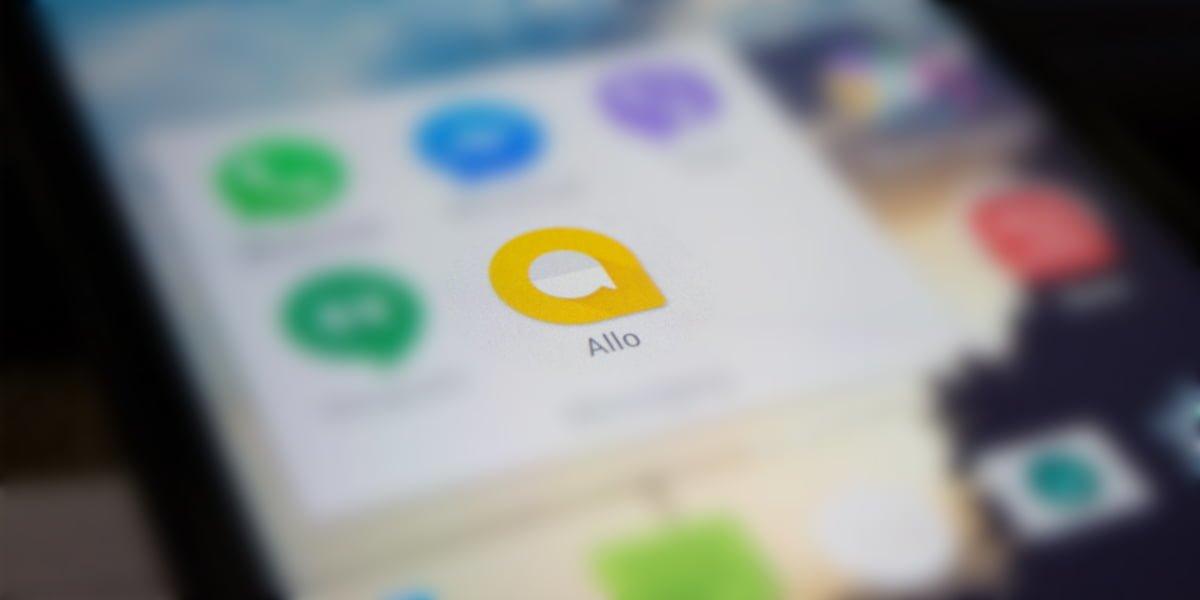 Tabletowo.pl Google Allo zaktualizowano o dosyć nietypową opcję edycji zdjęć Aktualizacje Aplikacje Google