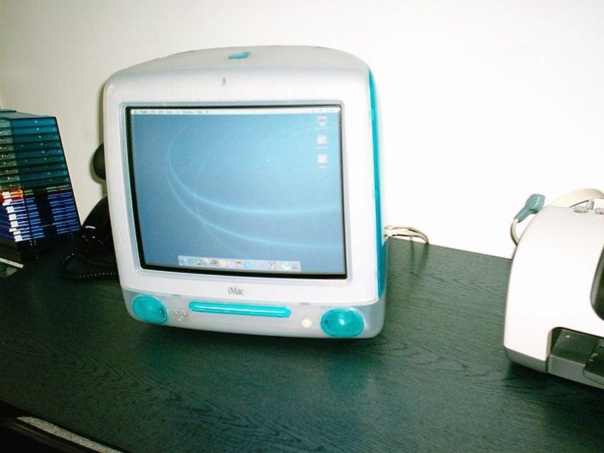Tabletowo.pl iMac - pamiętacie jego premierę 19 lat temu? Ciekawostki Felietony