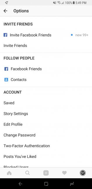 Tabletowo.pl Instagram umożliwił wrzucanie albumów zdjęć o proporcjach innych niż 1:1 Aktualizacje Android Aplikacje Social Media