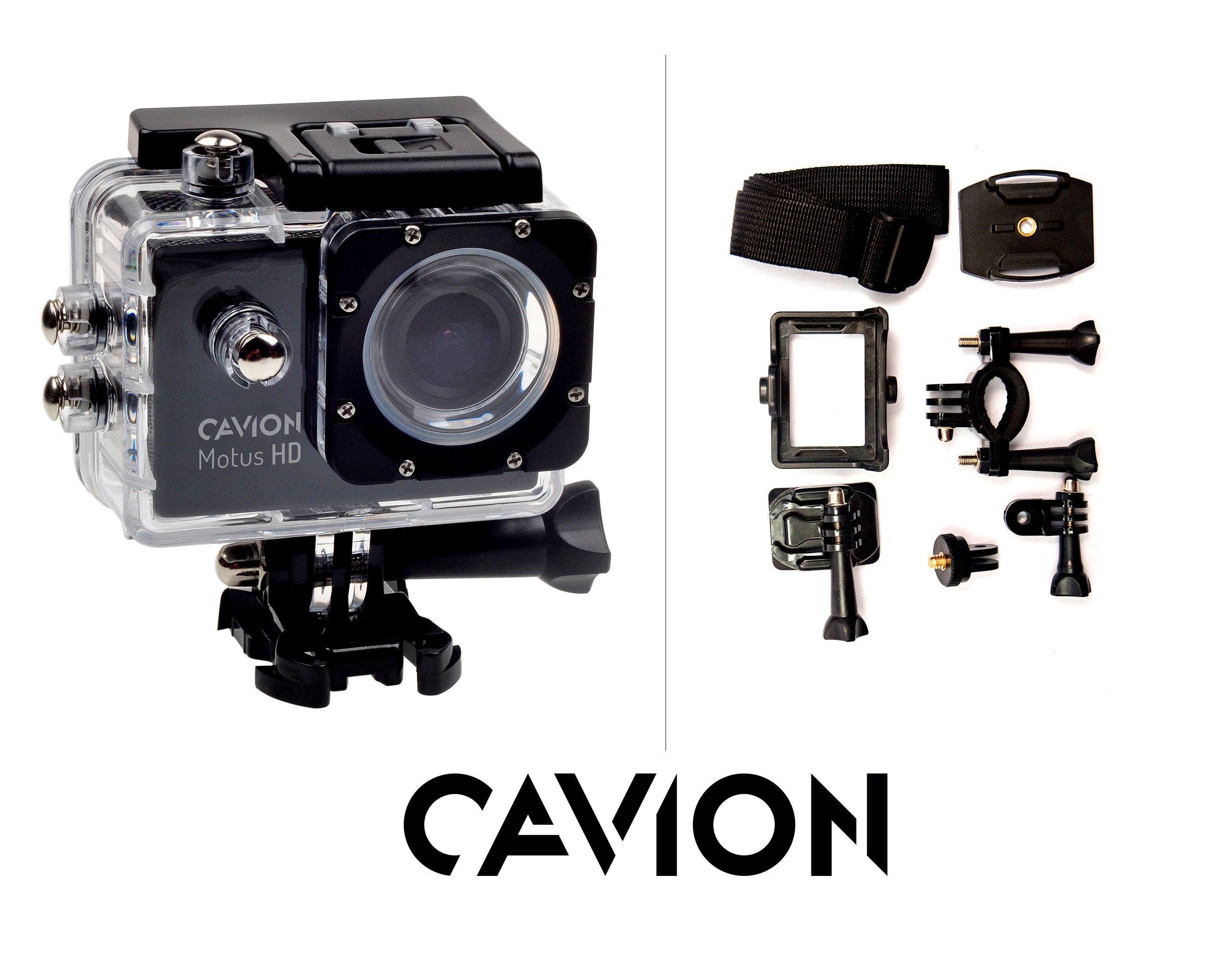 CAVION Motus HD - aż sama jestem ciekawa, co potrafi kamerka sportowa kosztująca w promocyjnej cenie 99 złotych 21