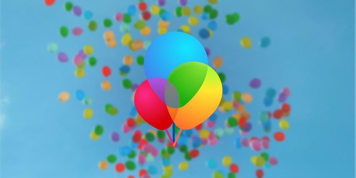 Facebook zakradł się do Chin w przebraniu z kolorowych balonów 16