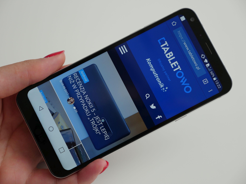 Tabletowo.pl LG nakazuje zrewidować projekt następcy LG G6 i w razie potrzeby wymyślić smartfon od nowa Android Ciekawostki LG Smartfony