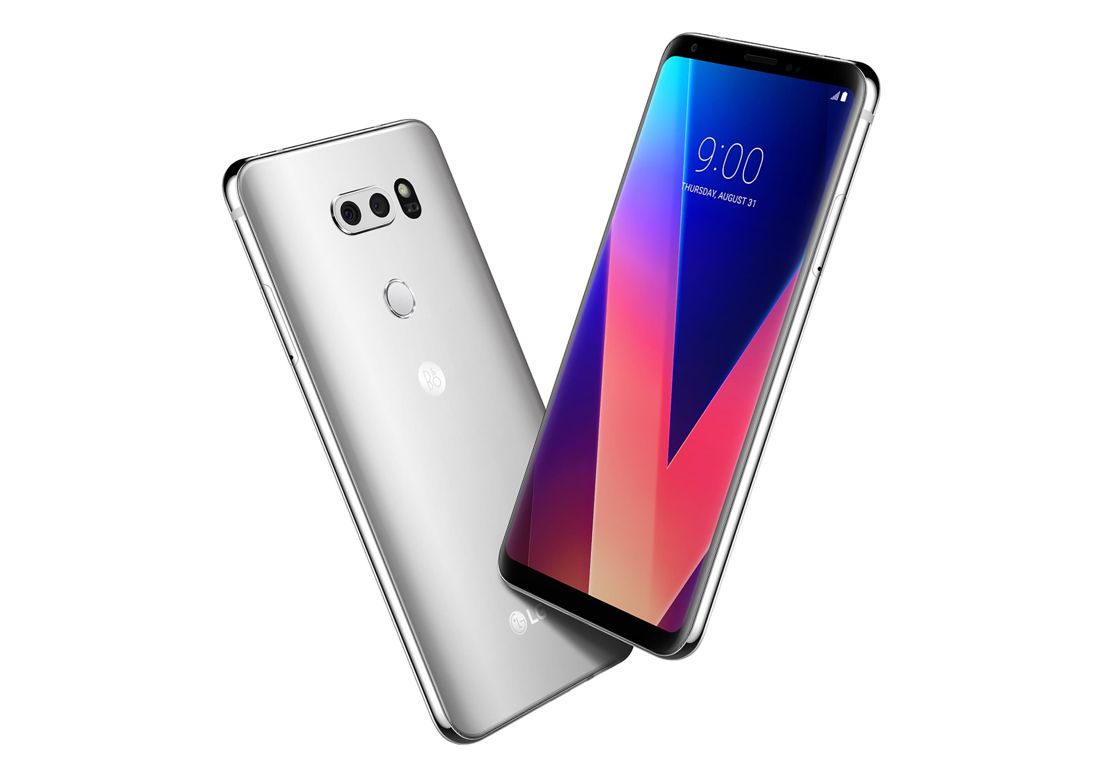 LG V30 rozebrany na części. To smartfon z bogatym wnętrzem - dosłownie i w przenośni 17