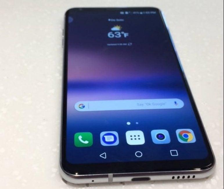 Tabletowo.pl LG V30 ma być najlepszym muzycznym smartfonem, jaki kiedykolwiek powstał. A przy okazji pojawiło się jego zdjęcie Android LG Plotki / Przecieki Smartfony