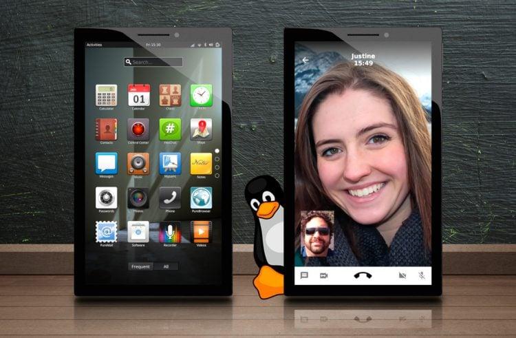 """Tabletowo.pl Purism zebrało już ponad milion dolarów na projekt Librem 5, czyli smartfona z """"prawdziwym Linuxem"""" Linux Smartfony"""