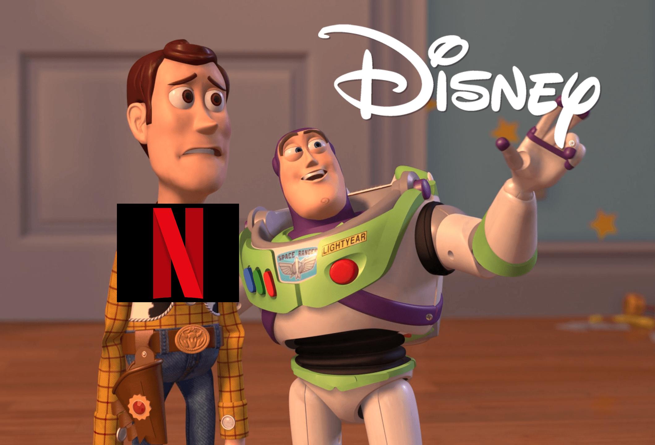 """Tabletowo.pl Nie będzie Disney'a na Netflixie, bo """"Myszka Miki"""" otworzy swój własny serwis VoD Kultura"""